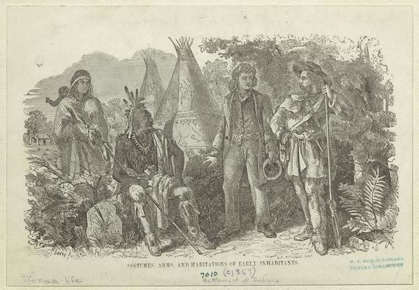 Early Indiana Dress